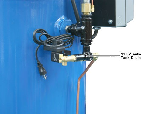 Automatic Tank Drain Gses